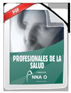 folleto profesionales de la salud