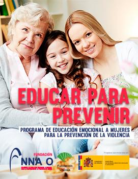 Programa de Educación Emocional para la prevención de la Violencia de Género