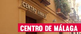Banner centro de Málaga