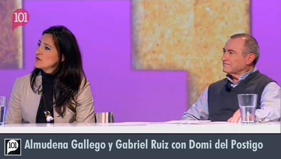 Entrevista a Fundación Anna O en 101Tv. Programa Málaga de 10 a 1 con Domi del Postigo