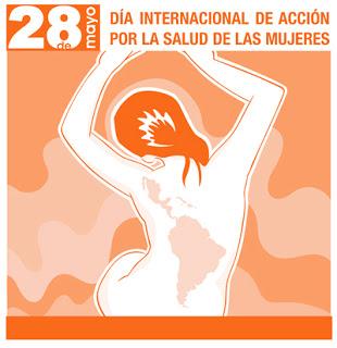 Día Internacional por la Salud de la Mujer 28 Mayo